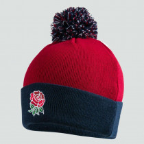 Canterbury England Acrylic Bobble Hat 2019