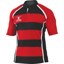 Gilbert Xact Hooped Match Shirt