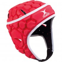 Gilbert Falcon 200 Headguard Red