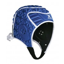 Gilbert Evolution Headguard Blue/White