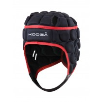 Kooga Elite Headguard 2015 Black Red