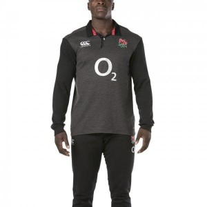 Canterbury England Vapodri Mens Long Sleeve Alternate Classic Shirt 2018