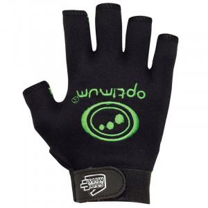 Optimum Stik Mit Green Half Finger Glove 2019