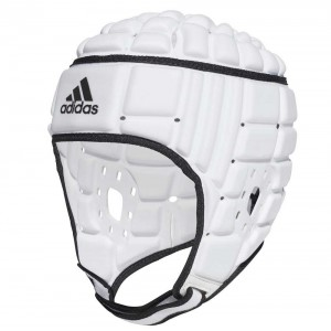 Adidas Rugby Headguard White/Black