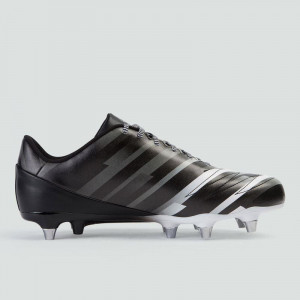 Canterbury Stampede 2.0 SG Senior Rugby Boots Black/White 2019