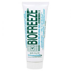 Biofreeze 4oz Gel Tube