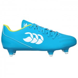 Canterbury Control 2.0 SG Junior Rugby Boots 2017 Carribean Sea