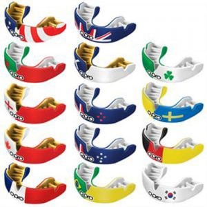 OPRO Power Fit Countries Mouthguard
