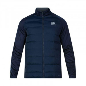 Canterbury Thermoreg Hybrid Jacket Navy 2019