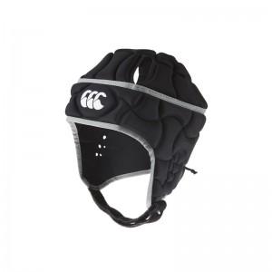 Canterbury Club Plus Headguard - Black/Silver