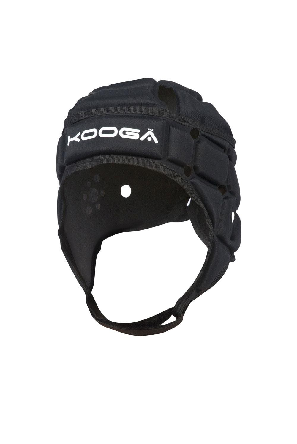 Kooga Combat Junior Headguard Black