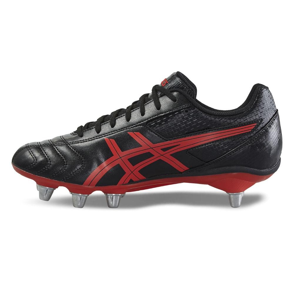 Asics Lethal Tackle Onyx Rugby Boots